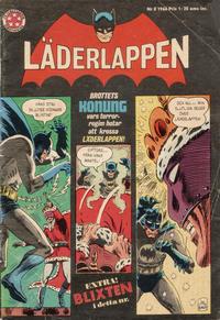 Cover Thumbnail for Läderlappen (Centerförlaget, 1956 series) #8/1966