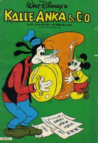 Cover Thumbnail for Kalle Anka & C:o (Hemmets Journal, 1957 series) #5/1977