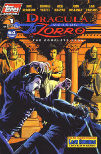 Cover Thumbnail for Dracula Versus Zorro (Topps, 1994 series) #1