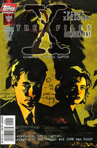 Cover Thumbnail for The X-Files: Season One (Topps, 1997 series) #Pilot Episode