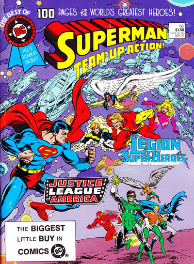 Cover for The Best of DC (DC, 1979 series) #66 [Newsstand]