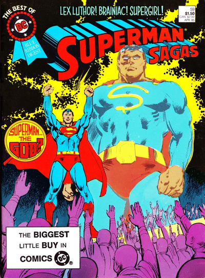 Cover for The Best of DC (DC, 1979 series) #59 [Newsstand]