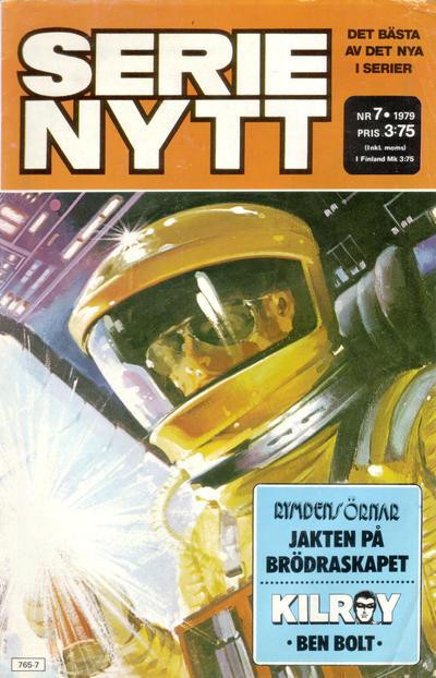 Cover for Serie-nytt [delas?] (Semic, 1970 series) #7/1979