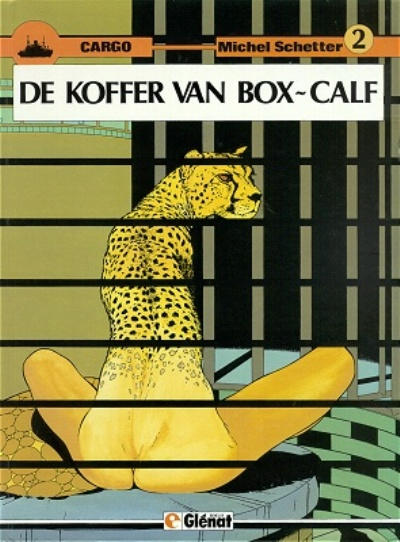Cover for Cargo (Glénat Benelux, 1985 series) #2