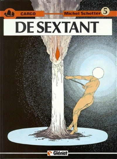 Cover for Cargo (Glénat Benelux, 1985 series) #5
