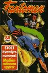 Cover for Fantomen (Semic, 1963 series) #25/1972
