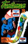 Cover for Fantomen (Semic, 1963 series) #6/1973