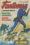 Cover for Fantomen (Semic, 1963 series) #19/1973