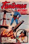 Cover for Fantomen (Semic, 1963 series) #22/1974