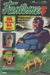 Cover for Fantomen (Semic, 1963 series) #25/1974