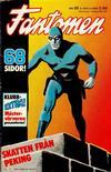 Cover for Fantomen (Semic, 1963 series) #26/1974