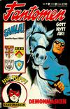 Cover for Fantomen (Semic, 1963 series) #1/1975