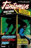 Cover for Fantomen (Semic, 1963 series) #10/1975
