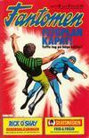 Cover for Fantomen (Semic, 1963 series) #11/1975