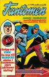 Cover for Fantomen (Semic, 1963 series) #13/1975