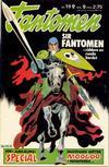 Cover for Fantomen (Semic, 1963 series) #19/1975