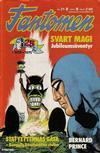 Cover for Fantomen (Semic, 1963 series) #21/1975