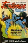 Cover for Fantomen (Semic, 1963 series) #22/1975