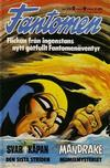 Cover for Fantomen (Semic, 1963 series) #23/1975