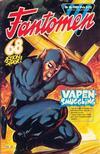 Cover for Fantomen (Semic, 1963 series) #16/1981