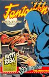 Cover for Fantomen (Semic, 1963 series) #18/1981