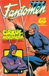Cover for Fantomen (Semic, 1963 series) #22/1981