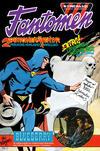 Cover for Fantomen (Semic, 1963 series) #1/1982