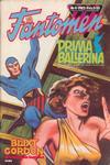 Cover for Fantomen (Semic, 1963 series) #4/1982