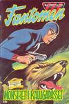 Cover for Fantomen (Semic, 1963 series) #8/1982