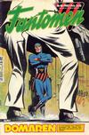 Cover for Fantomen (Semic, 1963 series) #10/1982