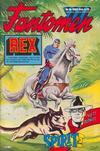 Cover for Fantomen (Semic, 1963 series) #16/1982