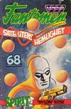 Cover for Fantomen (Semic, 1963 series) #18/1982