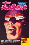Cover for Fantomen (Semic, 1963 series) #21/1982