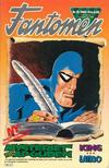 Cover for Fantomen (Semic, 1963 series) #21/1983