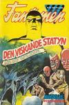 Cover for Fantomen (Semic, 1963 series) #22/1983