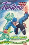Cover for Fantomen (Semic, 1963 series) #1/1984