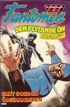 Cover for Fantomen (Semic, 1963 series) #2/1984