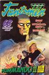 Cover for Fantomen (Semic, 1963 series) #5/1984