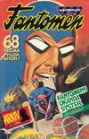 Cover for Fantomen (Semic, 1963 series) #10/1984