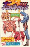 Cover for Fantomen (Semic, 1963 series) #19/1984