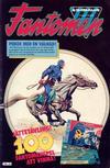 Cover for Fantomen (Semic, 1963 series) #20/1984