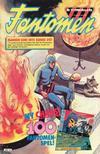 Cover for Fantomen (Semic, 1963 series) #21/1984