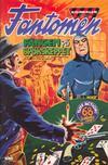 Cover for Fantomen (Semic, 1963 series) #23/1984