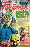 Cover for Fantomen (Semic, 1963 series) #24/1984