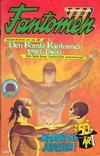 Cover for Fantomen (Semic, 1963 series) #25/1984