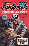Cover for Fantomen (Semic, 1963 series) #1/1985
