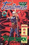 Cover for Fantomen (Semic, 1963 series) #2/1985