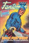 Cover for Fantomen (Semic, 1963 series) #7/1985