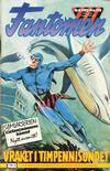 Cover for Fantomen (Semic, 1963 series) #8/1985