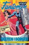 Cover for Fantomen (Semic, 1963 series) #12/1985